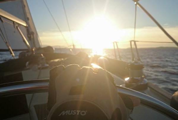 Skippertraining und Übungstörns