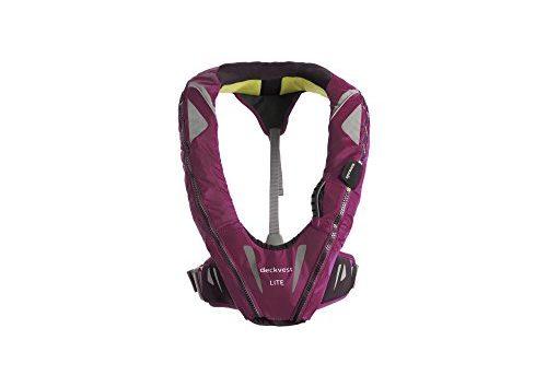 Automatische-Rettungsweste-Spinlock-DeckVest-Lite-170N-Harness-Grenadine-Pink-0