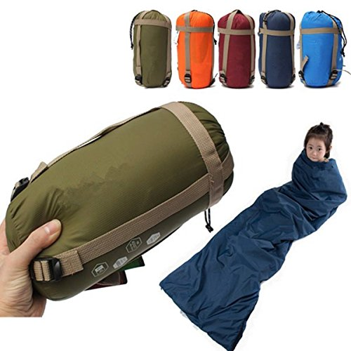 super popular b947e ac0e5 CAMTOA® Schlafsack Sommerschlafsack