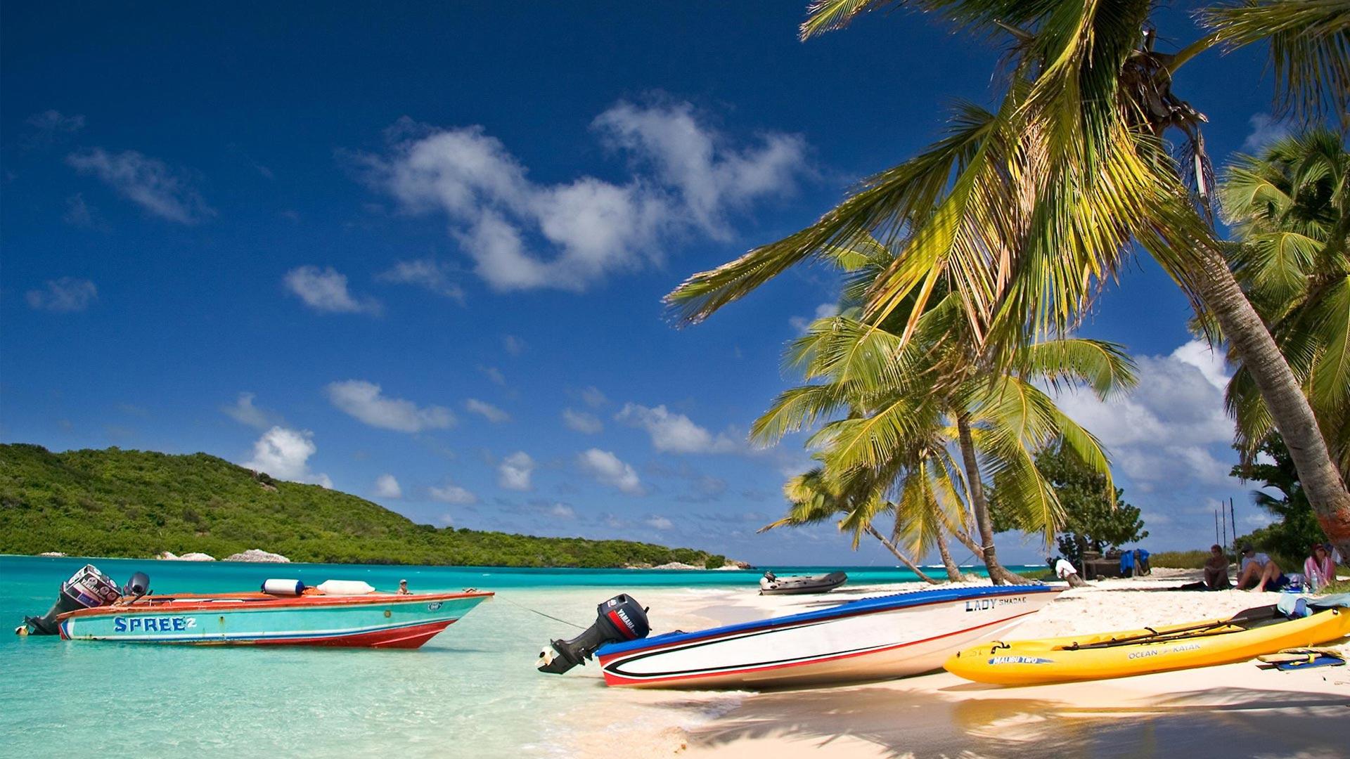 Karibik Segeltörn 2019-2020